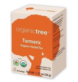 Organic Tree Turmeric Organic Herbal Tea 20 tea bags