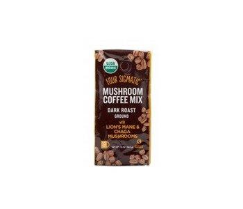 Mushroom Coffee Mix Dark Roast with Lion's Mane and Chaga 12oz