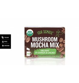 Four Sigmatic Four Sigmatic Mushroom Mocha Mix Box of 10