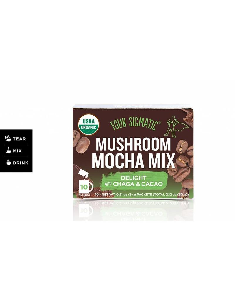 Four Sigmatic Mushroom Mocha Mix Box of 10