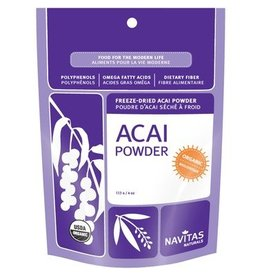 Navitas Naturals Navitas Organic Acai Powder Freeze Dried 113g