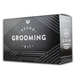 Always Bearded Lifestyle Always Bearded Lifestyle  Beard Grooming Kit Bergamot Ylang