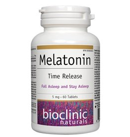 Bioclinic Bioclinic Melatonin Time Release 5mg