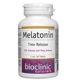 Bioclinic Melatonin Time Release 5mg