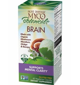 Host Defense Host Defense Myco Botanicals Brain 60caps