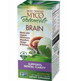 Host Defense Myco Botanicals Brain 60caps
