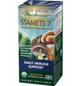 Host Defense Host Defense Stamets 7 Mushroom Blend- Immune Support 60 caps