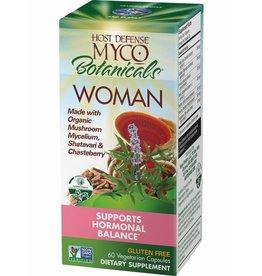 Host Defense Myco Botanicals Woman 60caps