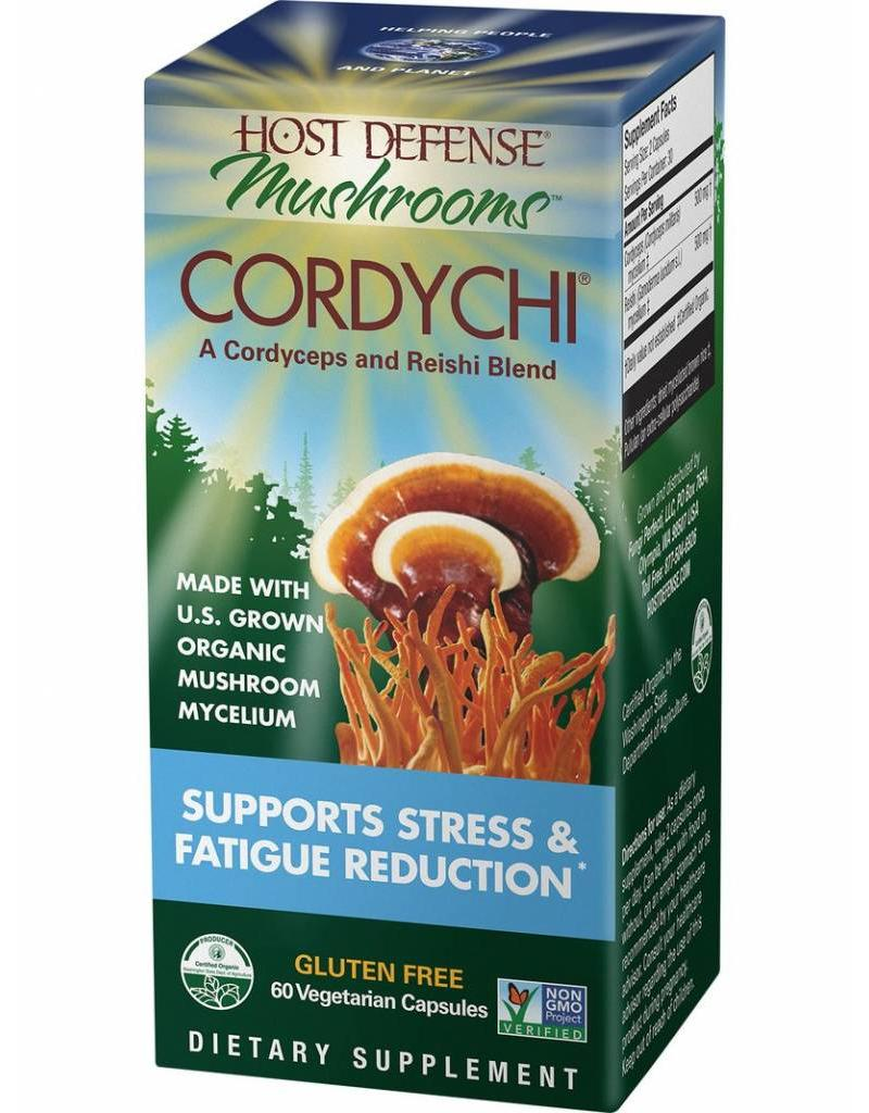 Host Defense Host Defense Cordychi - Cordyceps and Reishi 60caps