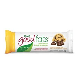 Suzie's Good Fats Good Fats Plant Based Chocolate Chip Cookie Dough Box of 12