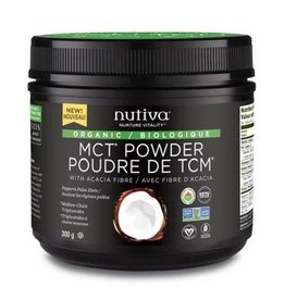 Nutiva Nutiva MCT Oil Powder 300g