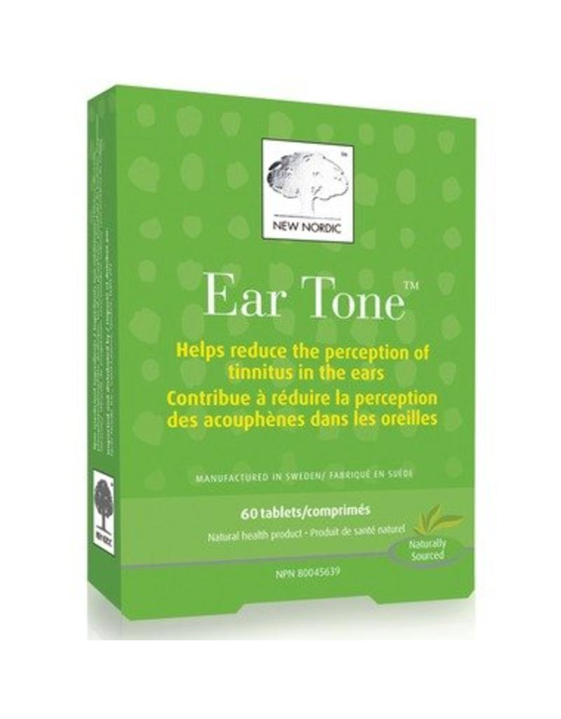 New Nordic Ear Tone 60 tabs
