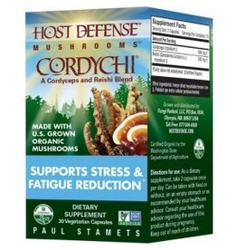 Host Defense Host Defense Cordychi - Cordyceps and Reishi 30caps