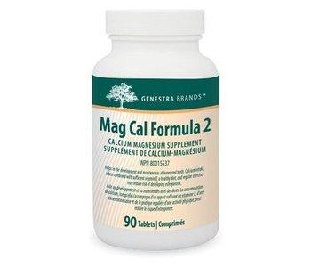Genestra Mag Cal Formula 2 90 tabs