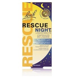 Bach Rescue Remedy Liquid Melts 28 caps