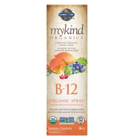 Garden Of Life My Kind Organics B12 Spray 58ml