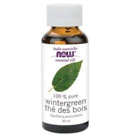 NOW Wintergreen Essential Oil 30ml