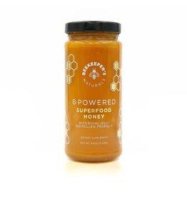Beekeepers Naturals Bee Powered Superfood Honey