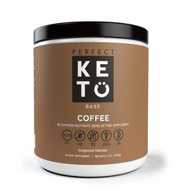 Perfect Keto Keto Base Exogenous Ketones Coffee 191g