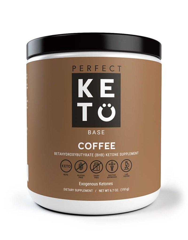 Perfect Keto Exogenous Ketones Coffee 191g