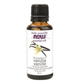 NOW NOW Vanilla Essential Oil 1% 30ml