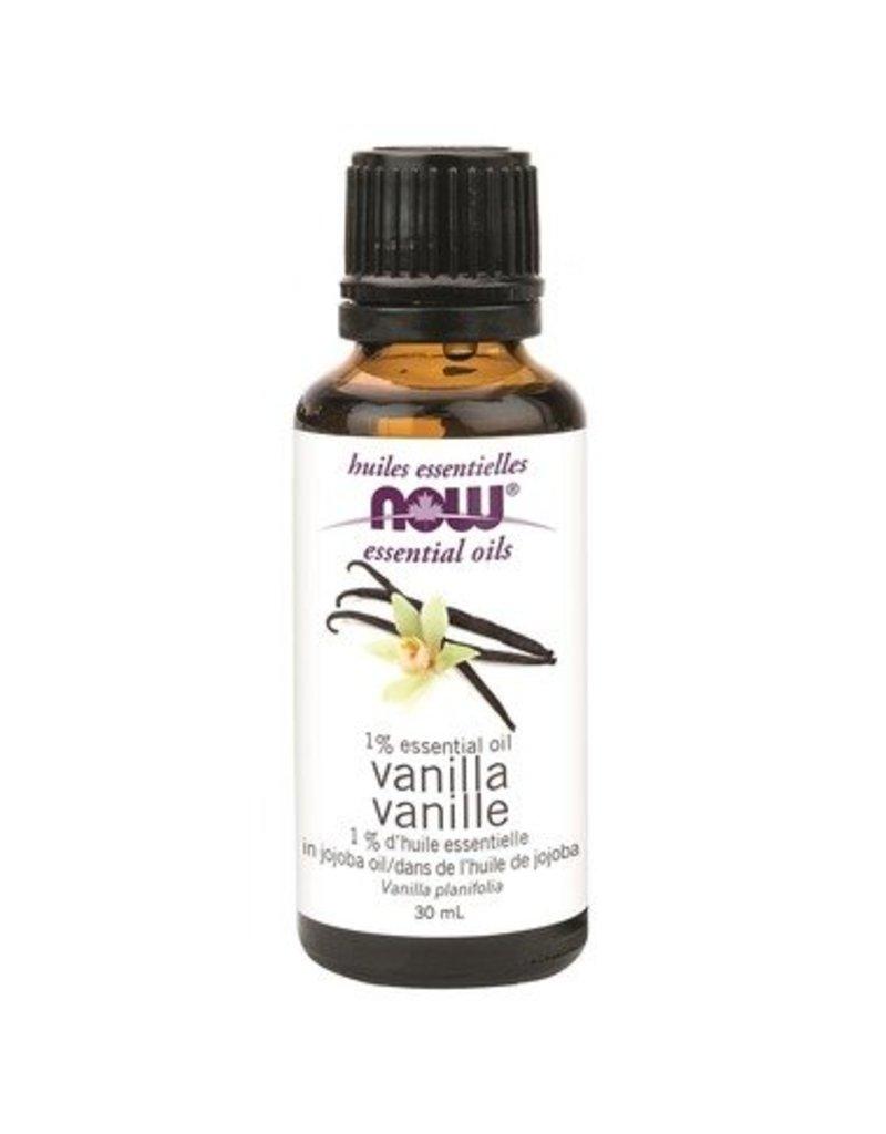 NOW NOW Vanilla Essential Oil 1% 30ml