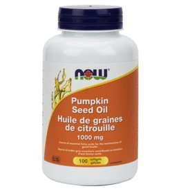 NOW NOW Pumpkin Seed Oil 100 softgels
