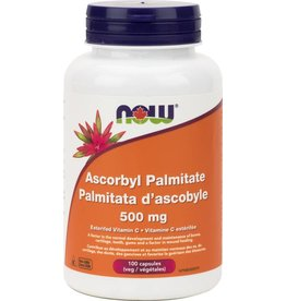 NOW NOW Ascorbyl Palmitate  500mg 100caps