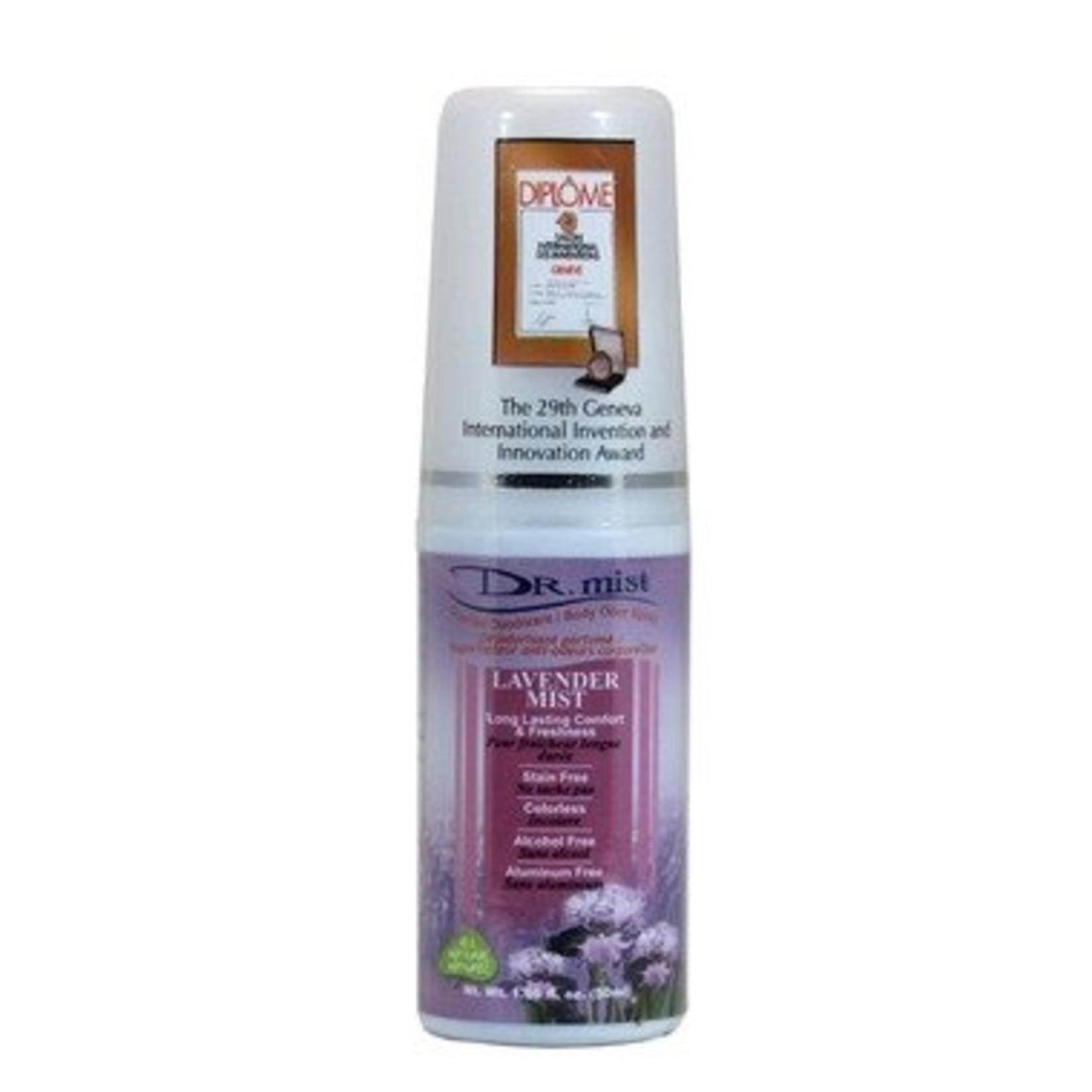 Dr. Mist Dr Mist Deodorant Spray Lavender 50ml