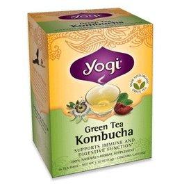 Green Tea Kombucha 16 tea bags