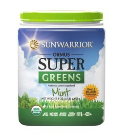 Sun Warrior Ormus Super Greens Mint 226g