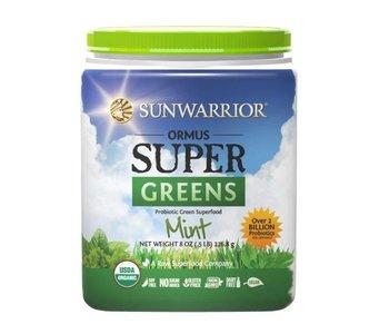 Ormus Super Greens Mint 226g