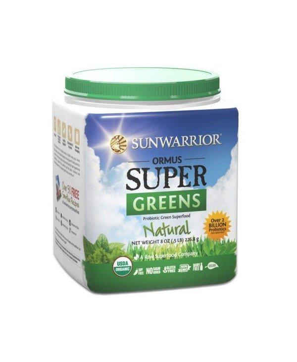 Ormus Super Greens Natural 226g