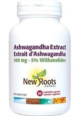 New Roots New Roots Ashwagandha 500mg 30 caps