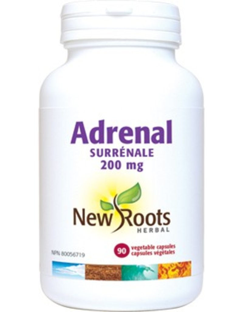 New Roots New Roots Adrenal Concentrate 200mg 30 softgels