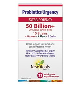 New Roots New Roots Probiotics Urgency 50 Billion 30 caps