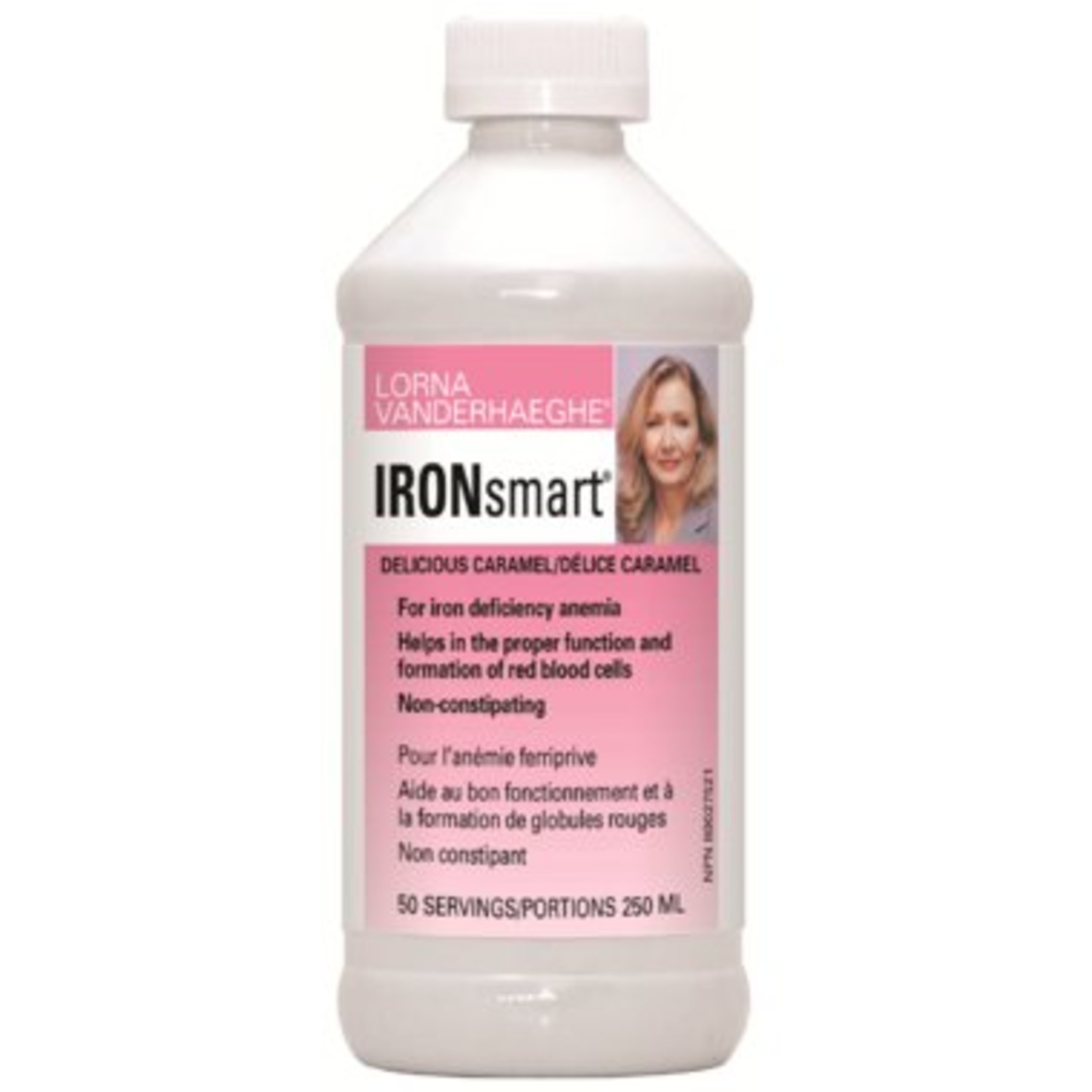 Lorna Vanderhaegue Lorna Ironsmart Liquid 250ml