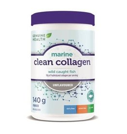 Genuine Health Genuine Health Marine Clean Collagen Unflavoured 140g