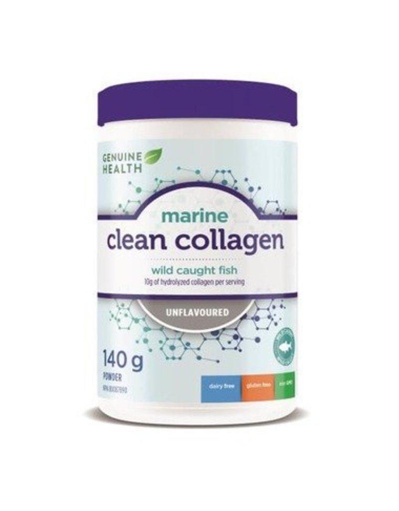 Genuine Health Genuine Health Marine Clean Collagen Unflavoured 140g