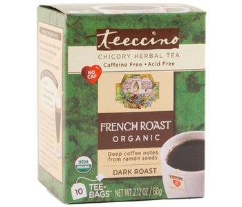 Roasted Herbal Tea French Roast 10 Tea Bags