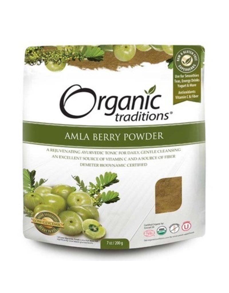 Organic Traditions Amla Berry Powder 200g