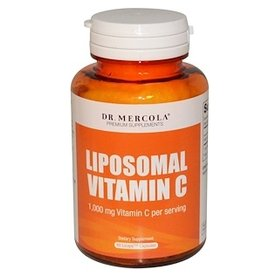 Dr. Mercola Dr Mercola Liposomal Vitamin C 1000mg 60 caps