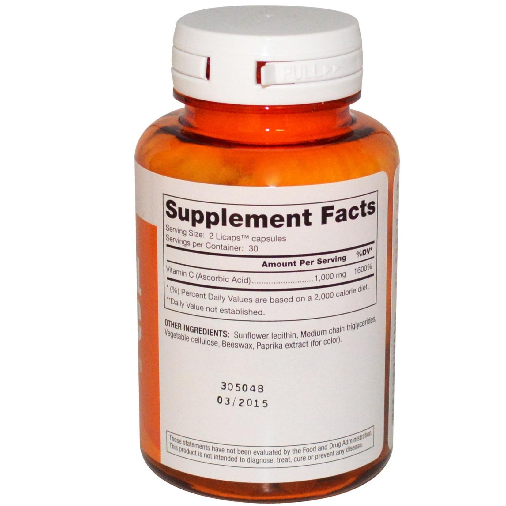 Dr. Mercola Dr Mercola Liposomal Vitamin C 1000mg 60 caps