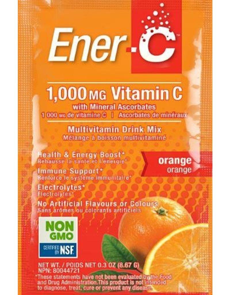 Ener-C Ener-C Vitamin C 1000mg- Orange 30 packets