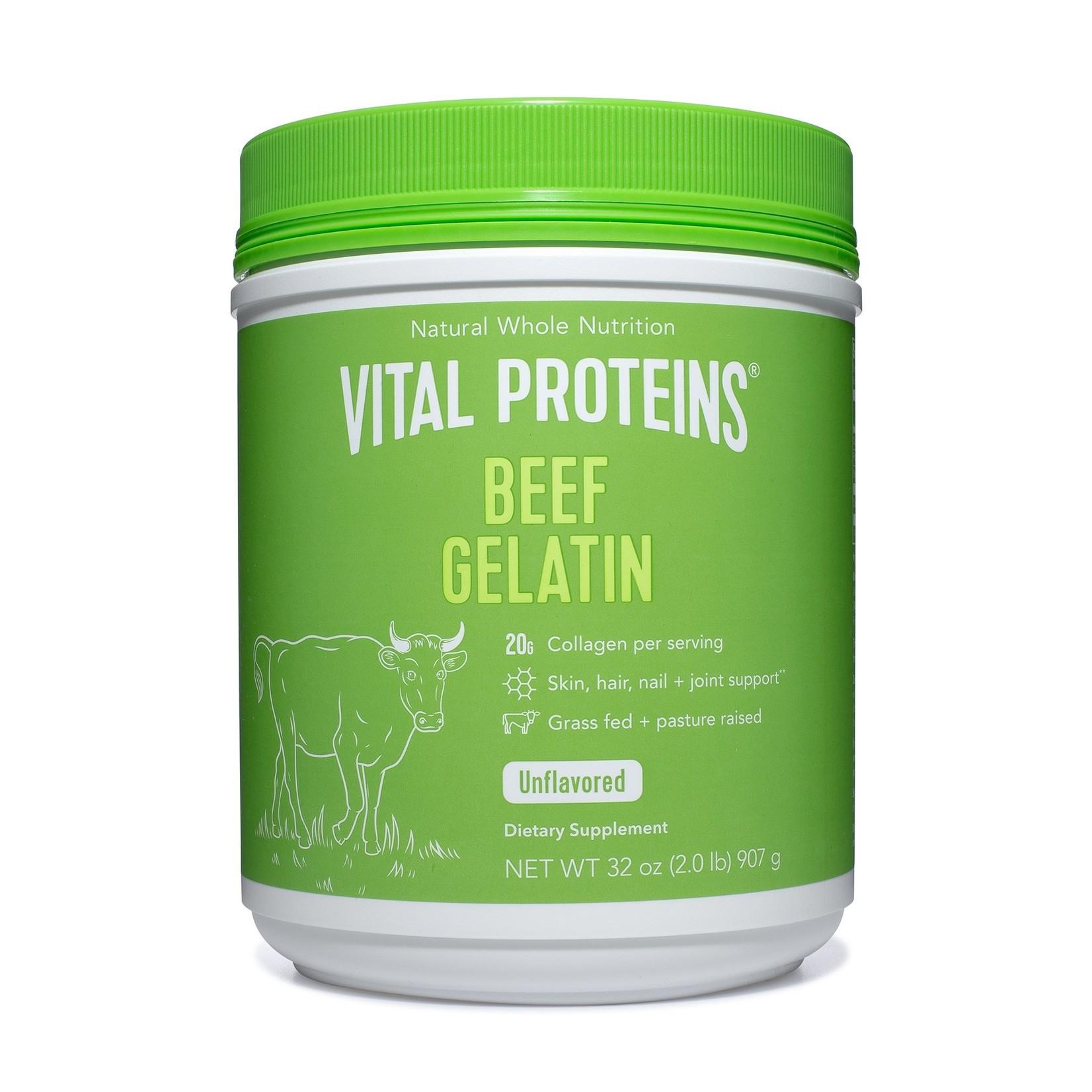 Vital Proteins Beef Gelatin 32oz