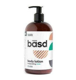 Basd Basd Body Lotion- Mint 450ml