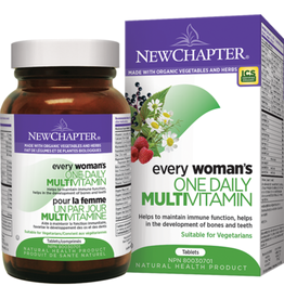 New Chapter Every Woman's One Daily Multi 24 tabs