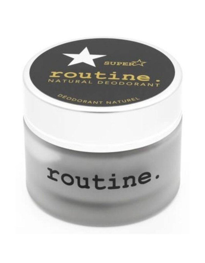 Routine Routine Natural Deodorant Superstar 58g