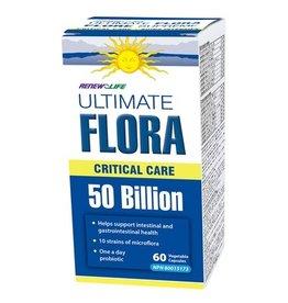 Renew Life Renew Life Ultimate Flora Critical Care 50 Billion 60caps