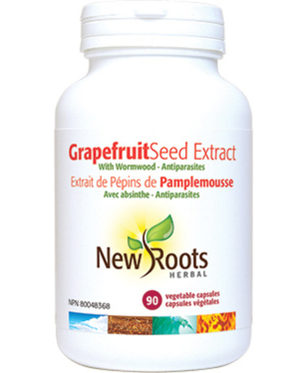 New Roots Grapefruit Seed Extract 90 caps